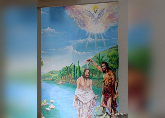 fiesta de san juan el bautista