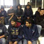 migrantes hondurenos