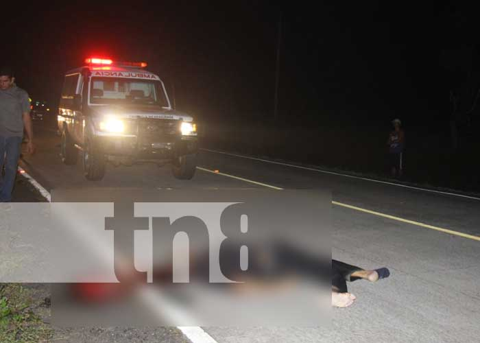 nicaragua, bluefields, accidente, muerto, taxi,