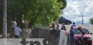 nicaragua, accidente, transito, chontales, juigalpa,