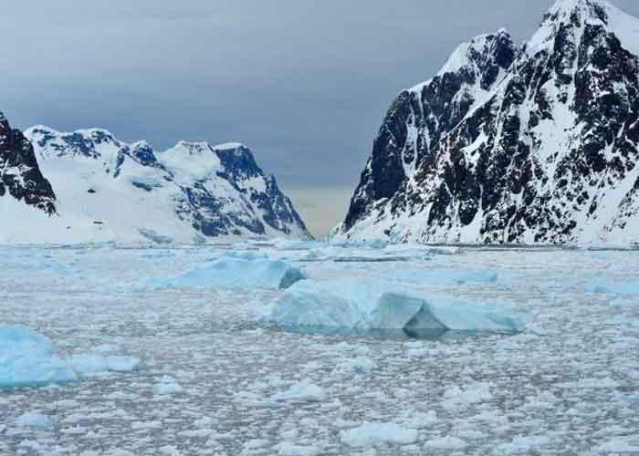 peninsula antartica
