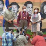 nicaragua, reconocimiento, aldo diaz lacayo, unan managua, historia,