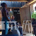 nicaragua, anciano, diriamba, solidaridad, ayuda,