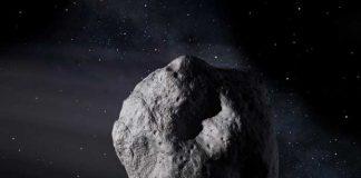 ciencia, asteroide, espacio, colision,