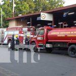 nicaragua, rivas, tola, estacion de bomberos, bomberos unificados,