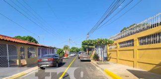 nicaragua, calles, bello horizonte, managua, reparacion,