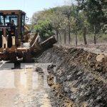 nicaragua, caminos, reparacion, proyectos, nagarote,