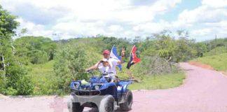nicaragua, siuna, carreteras, gobierno,
