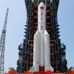 china, estación espacial, módulo clave, espacio,