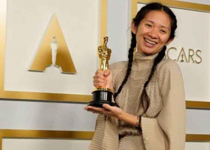 cine, censura, china, redes sociales, premios oscar, chloe zhao,
