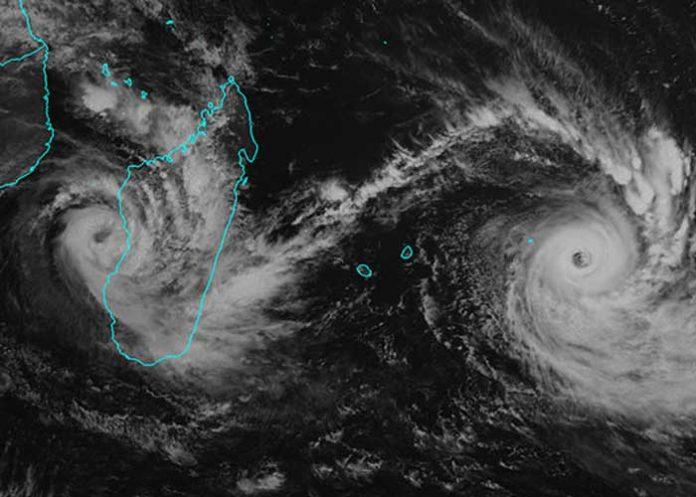 ciclones fuertes