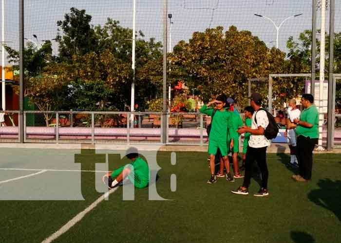 nicaragua, futbol, deporte, dia internacional del futbol, managua,