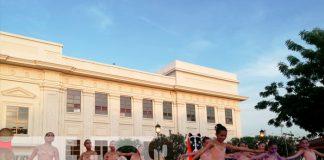 nicaragua, managua, día internacional de la danza, alcaldía,