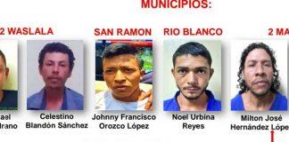 nicaragua, delitos, matagalpa, delincuencia, seguridad