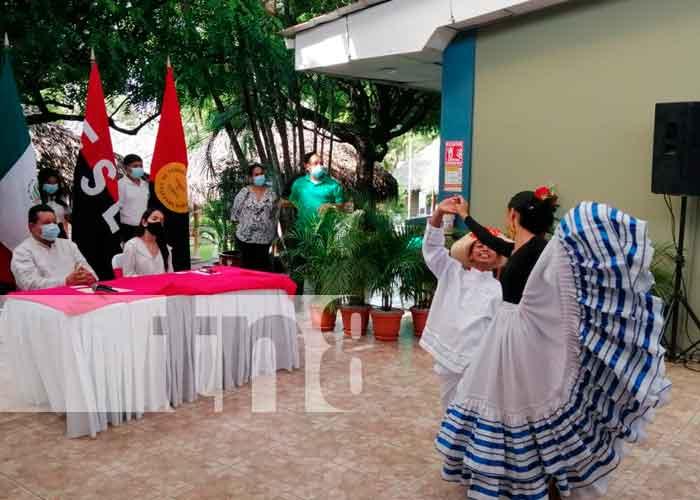 amexid, mined, educacion, nicaragua,