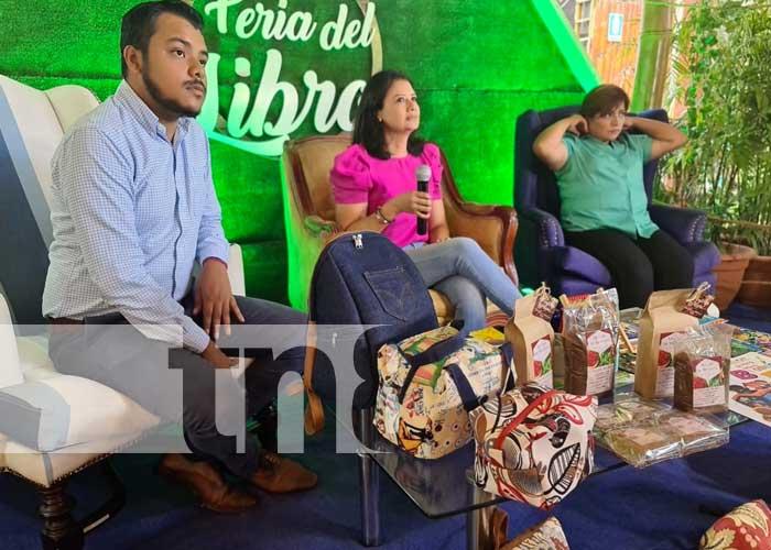 nicaragua, dia del libro, feria, recreacion, economia familiar,