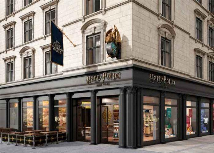 nueva york, tienda, turismio, harry potter, estados unidos,
