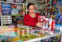 nicaragua, managua, libreria nuevo mundo, calidad educativa, mefcca, emprendimiento,