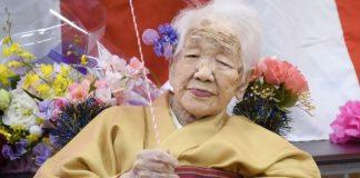 persona mas longeva del mundo