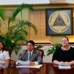 nicaragua, comisión económica, reunión, migración segura,