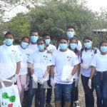 nicaragua, medio ambiente, ometepe, limpieza,