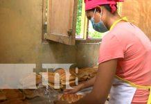 nicaragua, ometepe, economia creativa, panaderia, trabajo,