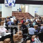 nicaragua, parlamento, asamblea nacional, frente de trabajadores,