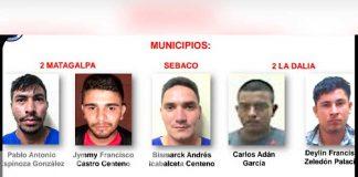 nicaragua, policia, matagalpa, captura, delincuencia,
