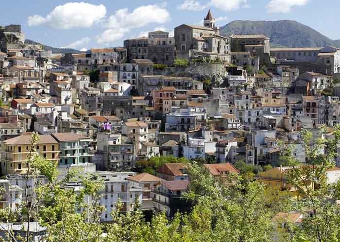 italia, casa, repoblacion, pueblo,