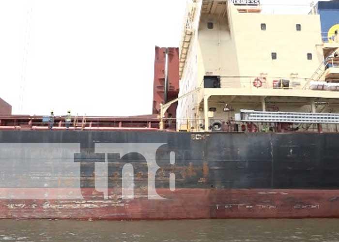 nicaragua, economia, puertos, informe, exportacion, importacion,