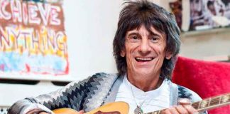 musica, cancer, salud, ronnie wood, rolling stones