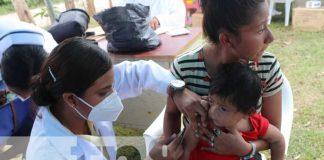 nicaragua, salud, feria, el hormiguero, atencion medica,