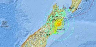 nueva zelanda, terremoto, movimiento de tierra,