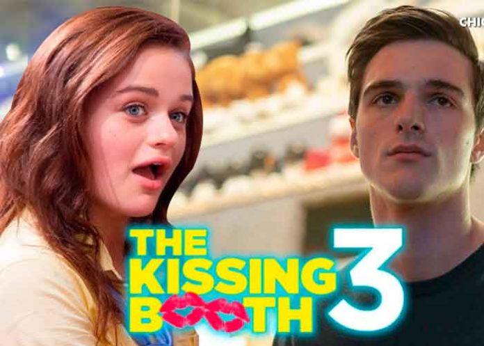 cine, el stand de los besos 3, fecha de estreno, netflix, pelicula,