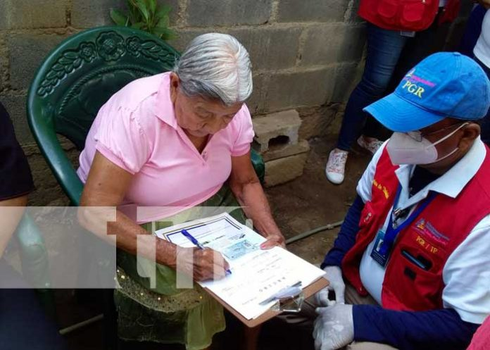 nicaragua, titulo de propiedad, seguridad juridica, casa,