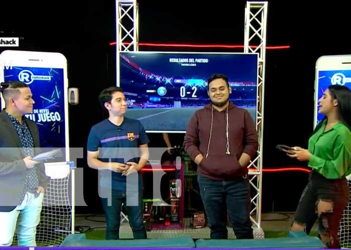 nicaragua, fifa, torneo, tn8, videojuego,
