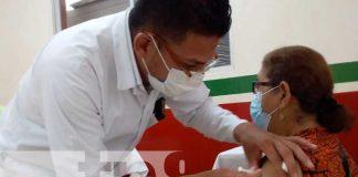 nicaragua, vacuna, salud, covid 19, managua,