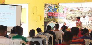 nicaragua, madriz, apicultura, economia,