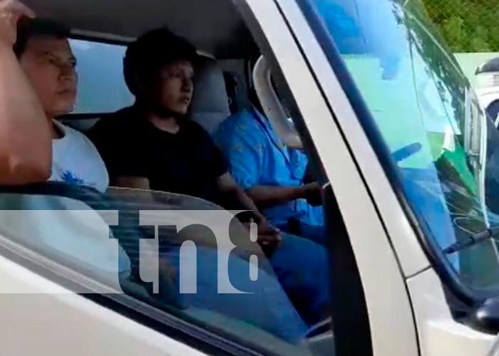 nicaragua, masaya, asalto, camion,