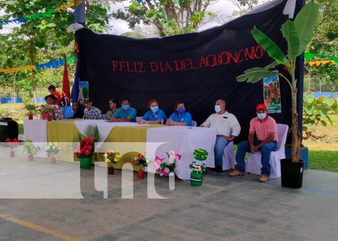nicaragua, siuna, dia del agronomo, inatec,