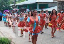 nicaragua, siuna, mayo ya, celebracion,