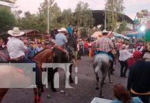 nicaragua, boaco, teustepe, desfile,