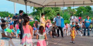 nicaragua, granada, ministerio de la familia, familias,