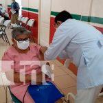 Nicaragua continúa con las jornadas de vacunación con un avance del 96.3%
