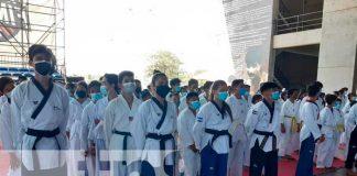 nicaragua, juegos juveniles, managua, inauguracion, disciplinas olímpicas