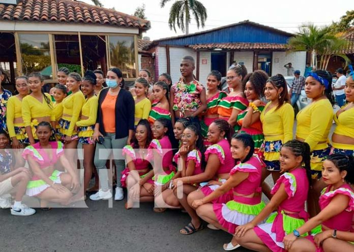nicaragua, managua, homenaje a la costa caribe, puerto salvador allende,