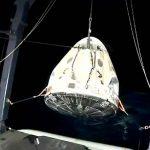 ciencia, crew-1, regreso a tierra, nasa, spacex,