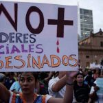 colombia, valle de cauca, asesinato, lider social, beatriz moreno,