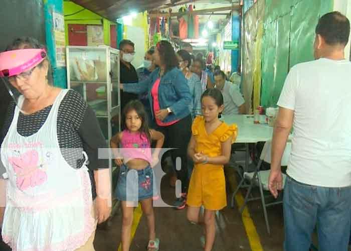 nicaragua, managua, festival de descuentos, alcaldia, recorrido,