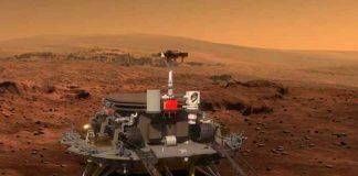 ciencia, china, marte, rover zhurong, imagenes